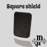 Square shield [G&S]
