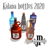 Ka-La-Na bottle *4* [G&S] (2020)