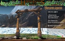 [Harshlands] Viking Arch