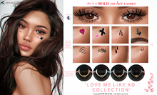 REVOUL - Love Me Like XO Collection <3 (add me)