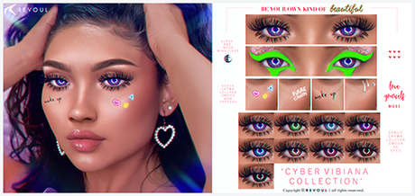 REVOUL - Cyber Vibiana Collection <3 (add me)