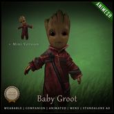 [C] Animesh Follower - Baby Groot (Limited)