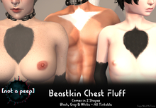 [n.a.p] Beastkin Chest Fluff for BoM