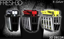 Fresh3D Sci-fi Servers