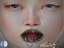 Genus Lips Lipstick Steampunk