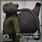 *6DOO* Sci-Fi Head ESAMAN