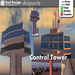 Controltower airport
