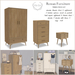 What next rowan bedroom furniture 800