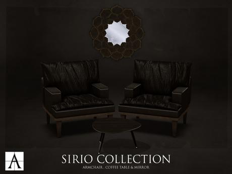 [ADD] Architect. Sirio Set (dark)