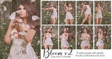 . Infiniti . - Bloom v2 - [8 Static Poses]