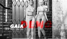 Gaia - Thea Jumper & Jeans DEMO