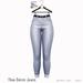 Gaia - Thea Denim Jeans SKY