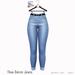 Gaia - Thea Denim Jeans BLUE