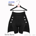 Gaia - Devine Shorts BLACK