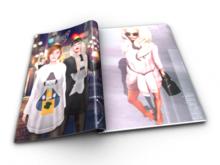 :::LP::: Fashion Magazine - [Women's] Open