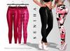 Seniha. Janen Pants // Dark Pink