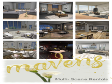 Multi Scene Luxury Furnished Rentals - 249/wk plus prims