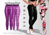 Seniha. Janen Pants // Purple