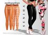Seniha. Janen Pants // Orange