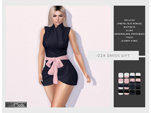 [WellMade] Izza Dress - DOLLARBIE!