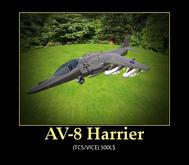 Mukuta's_AV-8B/GR.9 Harrier II(VICE)