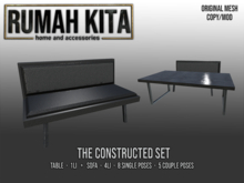 Rumah Kita - The Constructed - Full Set