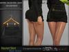 HARRIET FEMALE BLACK SKIRT - MESH - MAITREYA - BELLEZA FREYA - LEGACY - FashionNatic