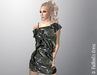 FaiRodis Only Space mesh dress DEMO pack
