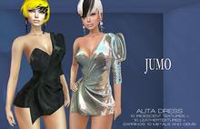 JUMO - Alita Dress - Maitreya Belleza Slink Legacy - ADD ME
