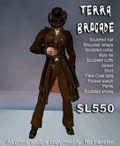 Terra Brocade Suit (Boxed)