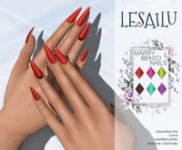 LESAILU - Marry bento nails