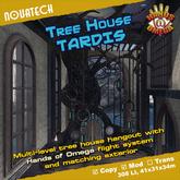 Tree House TARDIS - Hands of Omega (HoO)