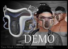 *!* Face Mask Future #1 DEMO