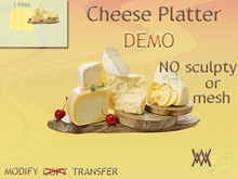 Food Cheese Platter by Wild Motley DEMO