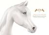 Wild Horse - Teegle Eyes - Albino [Akhal Teke]