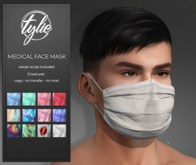 tylie // Medical Face Mask - FATPACK