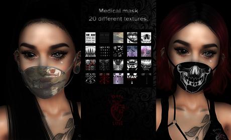 DL - Medical mask