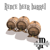 Rence beer barrel LVL:2 [G&S]