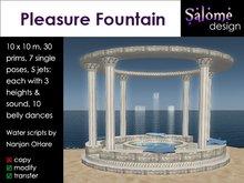 Pleasure Fountain