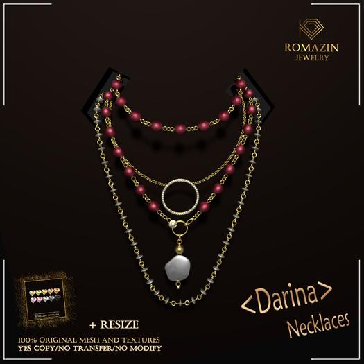 Romazin - Necklaces  <Darina>, resize, color5