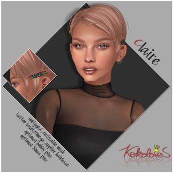 [KoKoLoReS] Hair Claire {bxd} - wear me!