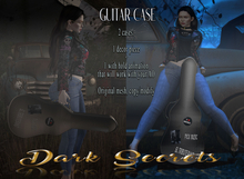 Dark Secrets - Guitar Case Animated & Decor
