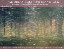 NIFTY FIFTY OFFER! - FAE DREAMS GLITTER BEAMS