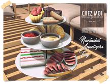 Nantucket Appetizers Tray ♥ CHEZ MOI