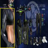 ::GB:: Cyber Arm ( Belleza) Light Blue RARE