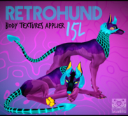 PUPPY LUV - Retrohund (for [M.O.R] hellhund)