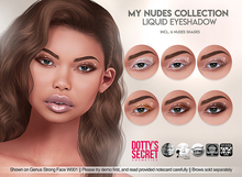 Dotty's Secret - My Nudes - Liquid Eyeshadow [ADD ME]