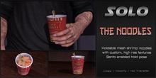 [Solo] - The Noodles