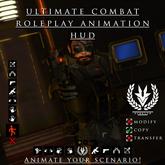 [Echelon] // Ultimate Combat Roleplay Animation HUD