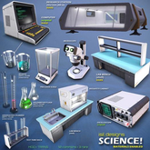 ~isil~ *Science!* Microscope COMMON